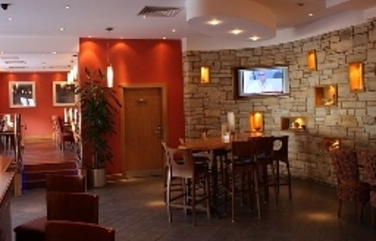 Bar hotelowy Jurys Inn Nottingham