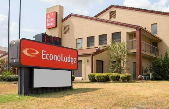 Außenansicht Econo Lodge College Station University Area Econo Lodge College Station University Area