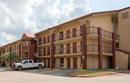 Bild Econo Lodge College Station University Area Econo Lodge College Station University Area