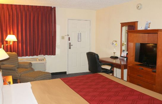 Standard room Econo Lodge College Station
