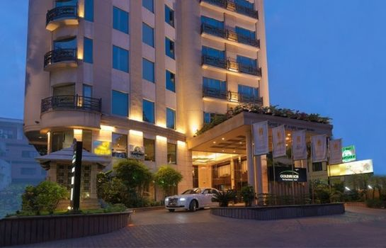 Exterior view GOLDFINCH HOTEL BANGALORE