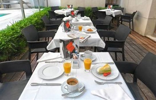 Breakfast room Amador de los Rios