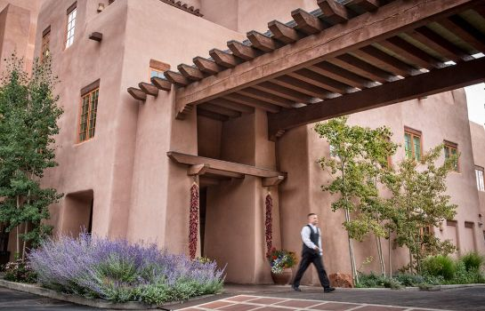Hall The Hacienda & Spa at Hotel Santa Fe