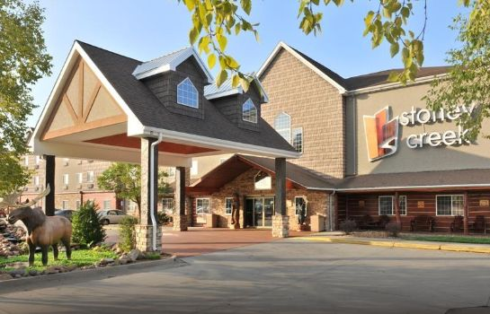 Buitenaanzicht Stoney Creek Hotel Columbia