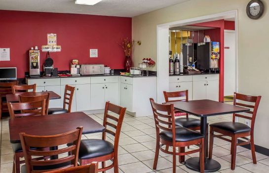Restaurant Econo Lodge Research Triangle Park