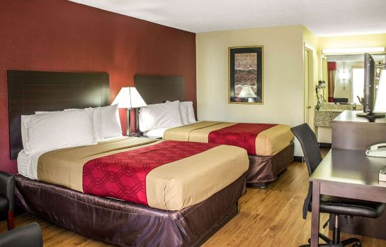 Zimmer Econo Lodge Research Triangle Park