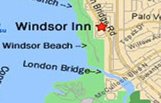 Information WINDSOR INN LAKE HAVASU CITY