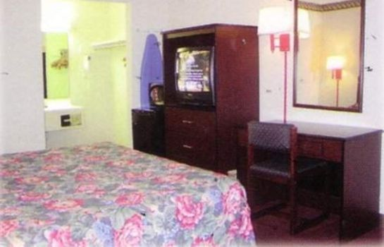 Chambre HOUSTON INN AND SUITES