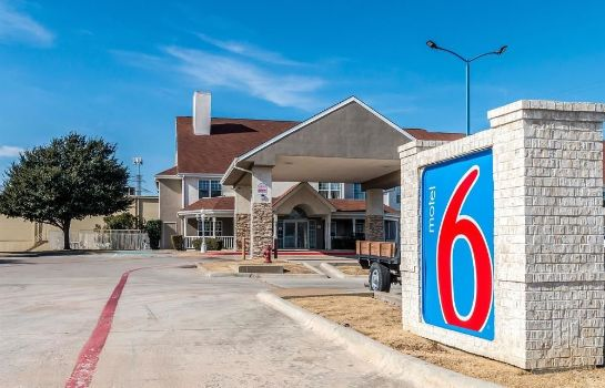 Buitenaanzicht Motel 6 North Richland Hills - NE Ft Worth