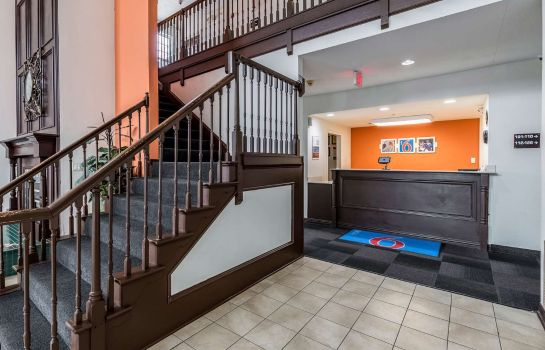 Hol hotelowy Motel 6 North Richland Hills - NE Ft Worth