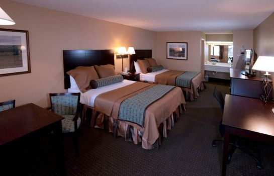 Kamers FREDERICKSBURG INN AND SUITES