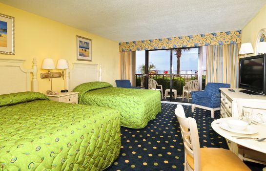 Chambre COMPASS COVE OCEANFRONT RESORT