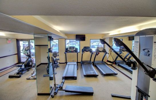 Installations sportives Boca Raton Plaza Hotel & Suites