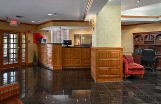 Hotelhalle BAYMONT INN & SUITES JEFFERSON