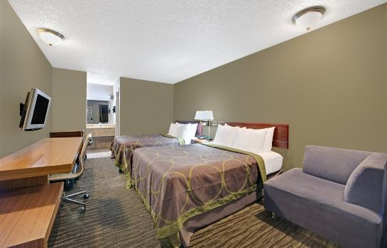 Kamers SUPER 8 DALLAS LOVE FIELD MARK