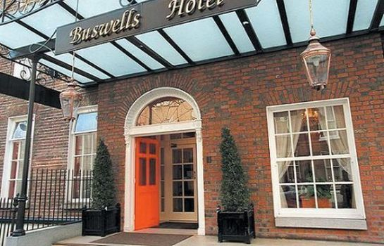 Exterior view BUSWELLS HOTEL