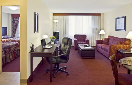 Hotel La Tour Belvedere Montréal