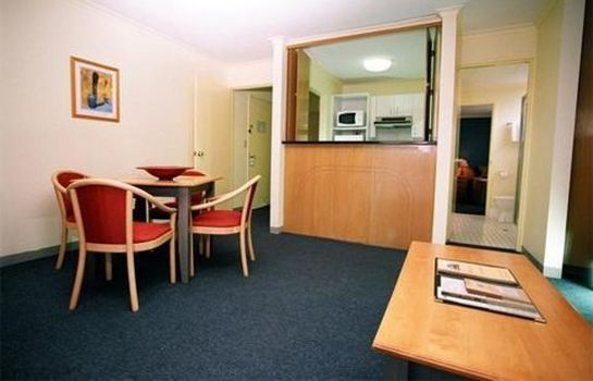 Zimmer MT OMMANEY HOTEL APARTMENTS