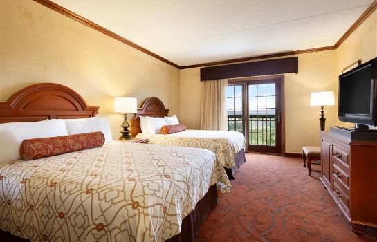 Chambre Chateau on the Lake Resort and Spa