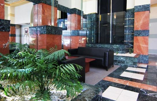 Lobby The Paramount Serviced Apartments Melbourne