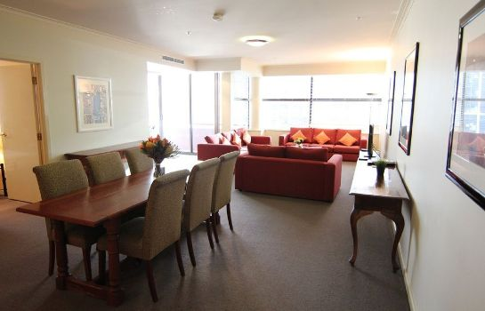 Info The Paramount Serviced Apartments Melbourne