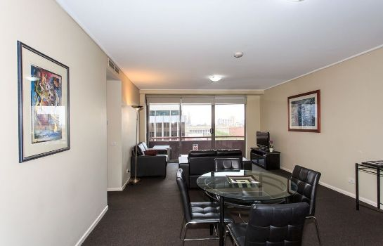 Information The Paramount Serviced Apartments Melbourne