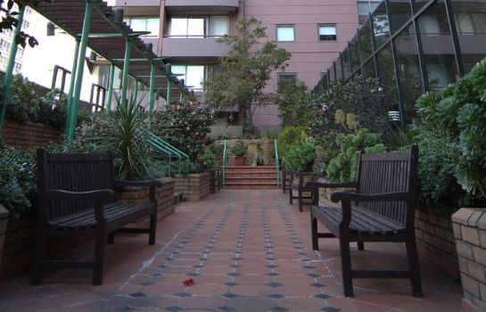 Terrasse The Paramount Serviced Apartments Melbourne