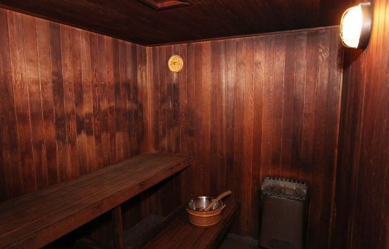 Sauna The Paramount Serviced Apartments Melbourne