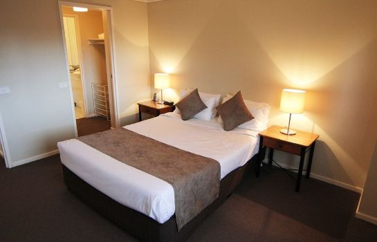 Standardzimmer The Paramount Serviced Apartments Melbourne