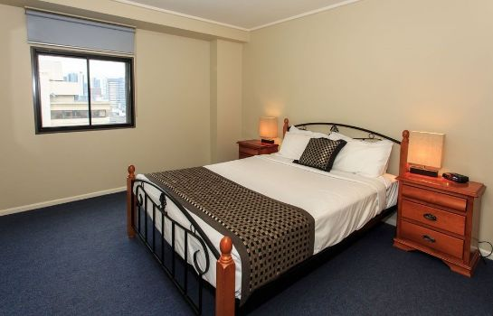 Standard room The Paramount Serviced Apartments Melbourne