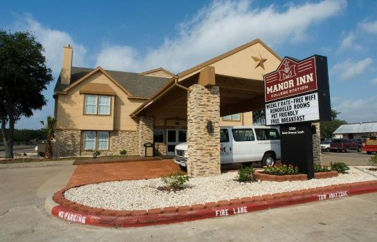 Info Manor Inn College Station