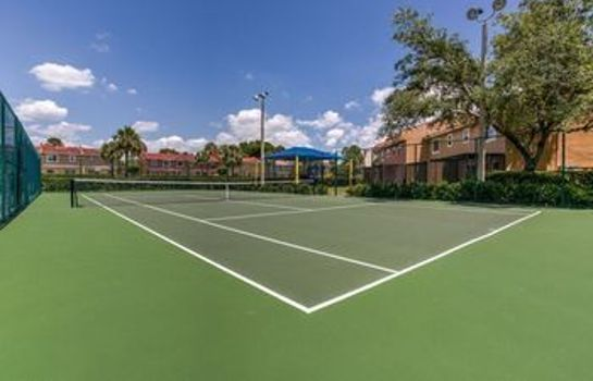 Tennisbaan Fantasy World Resort
