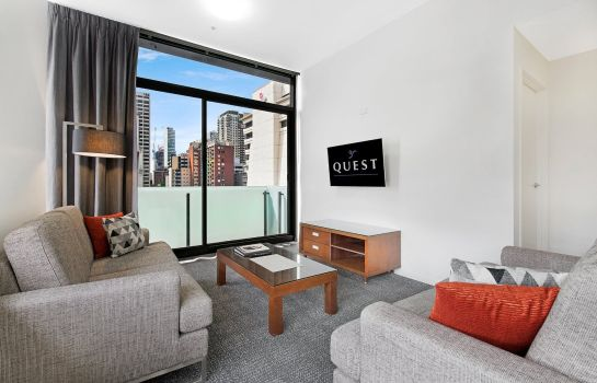 Room QUEST ON BOURKE SERVICED APTS