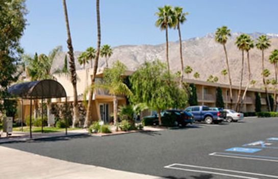 Außenansicht DAYS INN PALM SPRINGS