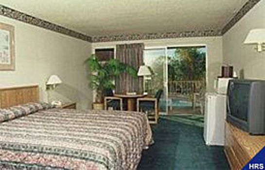 Zimmer DAYS INN PALM SPRINGS