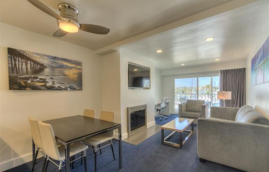 Chambre OCEANSIDE MARINA SUITES