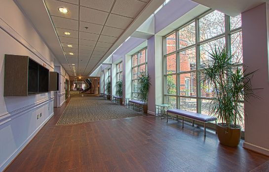 Vista all'interno Kellogg Conference Hotel at Gallaudet University