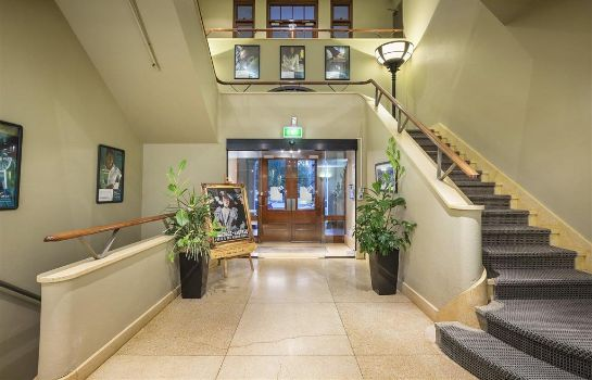 Lobby QUEST CANBERRA SERVICED APTS