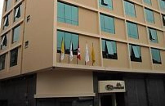 Exterior view Hotel Continental