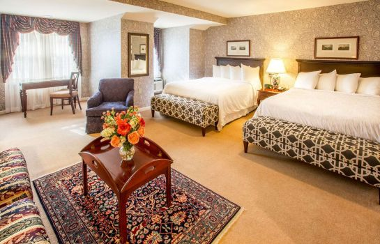 Chambre an Ascend Hotel Collection Member Carnegie Inn & Spa