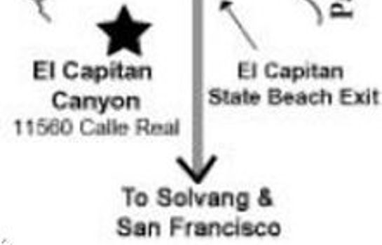 Info EL CAPITAN CANYON