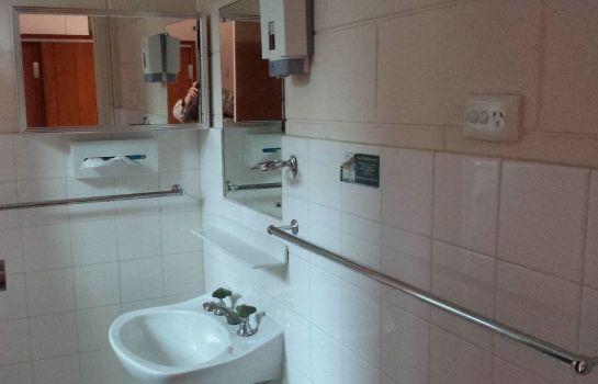 Badezimmer Jasper Motor Inn