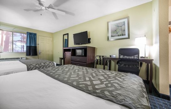 Kamers Rodeway Inn and Suites Needles