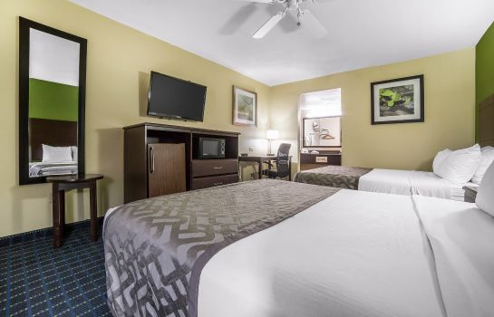 Chambre RODEWAY INN AND SUITES NEEDLES