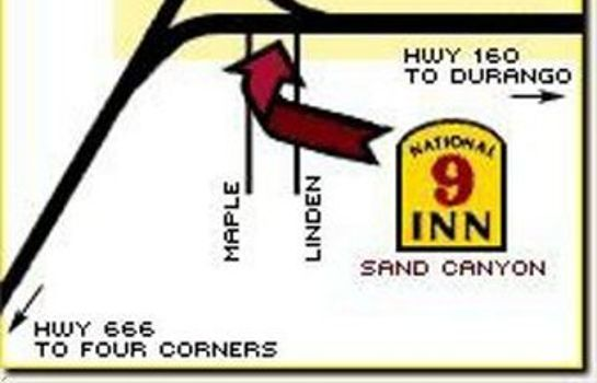 Info NATIONAL 9 INN SAND CANYON