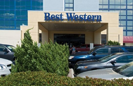 Vista esterna BEST WESTERN PLUS VIRGINIA BEA