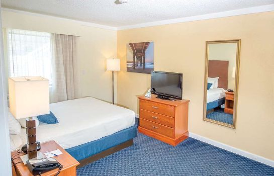 Zimmer BEST WESTERN PLUS VIRGINIA BEA