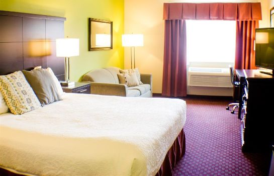 Chambre INN AT MOSES LAKE