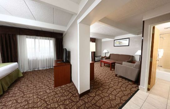 Suite Best Western Hospitality Hotel & Suites