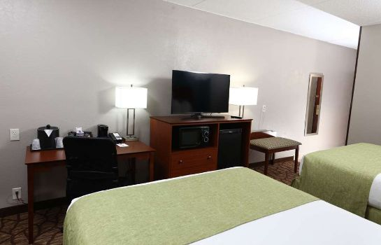 Zimmer BEST WESTERN HOSPITALITY HOTEL